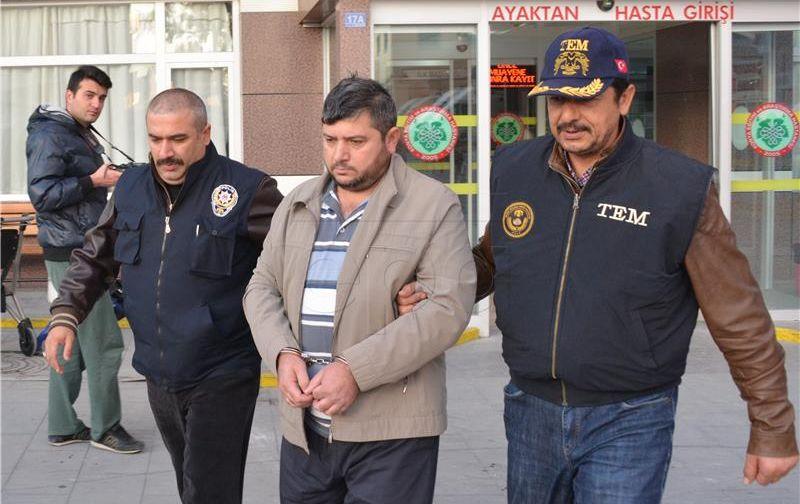 TURSKA Pet ubijenih u raciji na ćeliju Islamske države