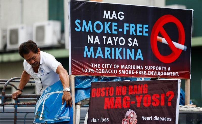 WHO Duhanska industrija sprečava antiduhanske mjere