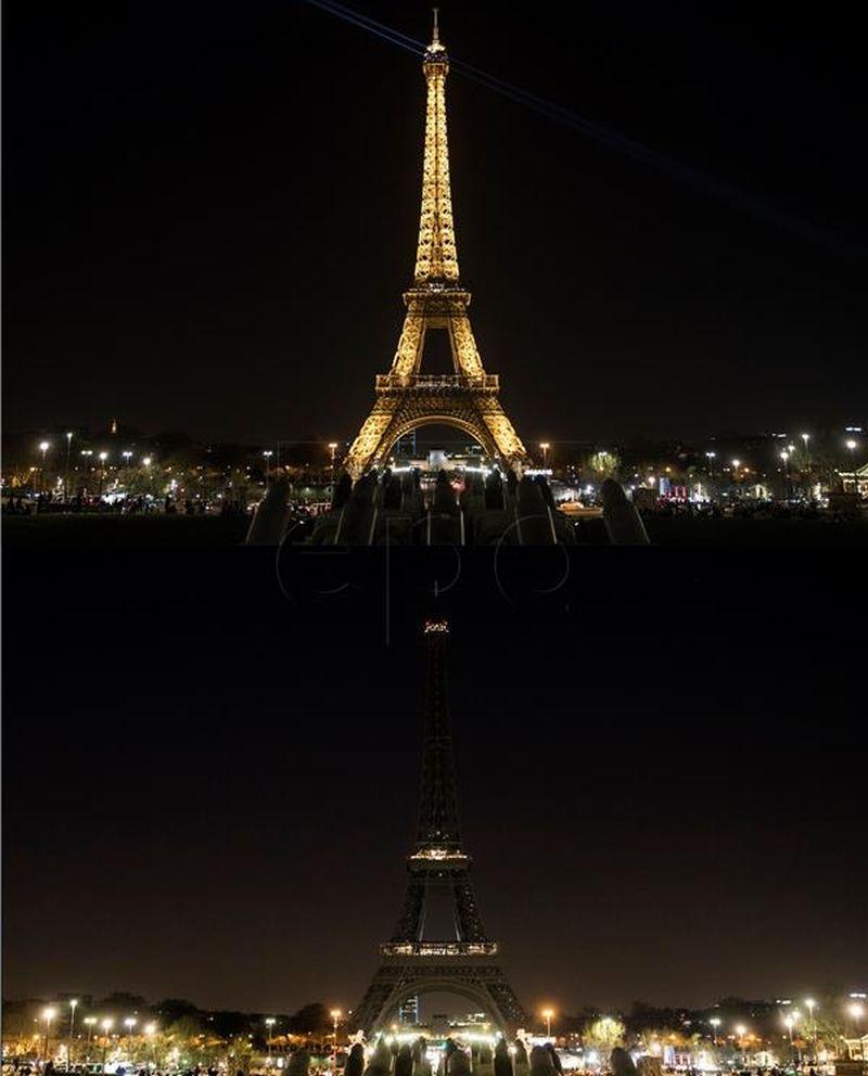 Rekordna količina kiše u nedjelju navečer 'potopila' Pariz