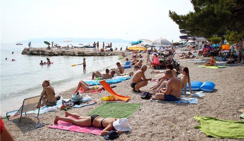 Na Makarskom primorju više od 32 tisuće turista