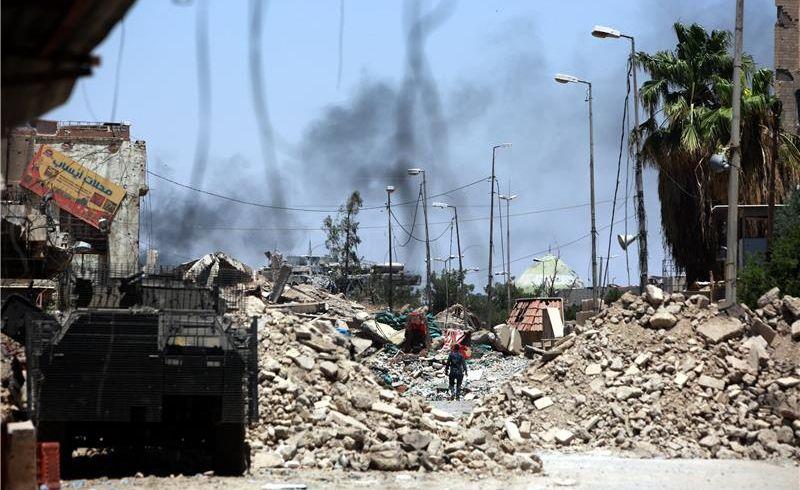 Nakon gubitka Mosula IS se obrušio na sela južno od grada