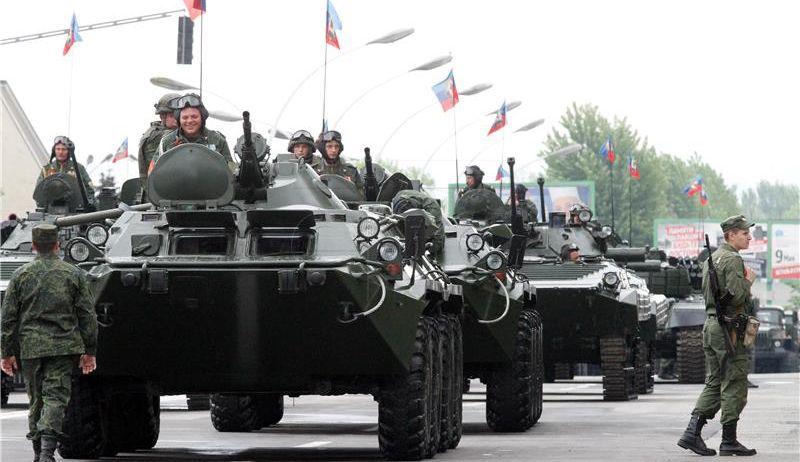 Proruski separatisti proglasili novu državu na istoku Ukrajine