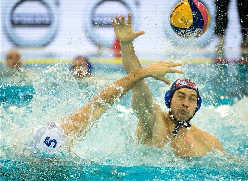 SP VATERPOLO Hrvatska pobijedila Italiju, za finale protiv Srbije
