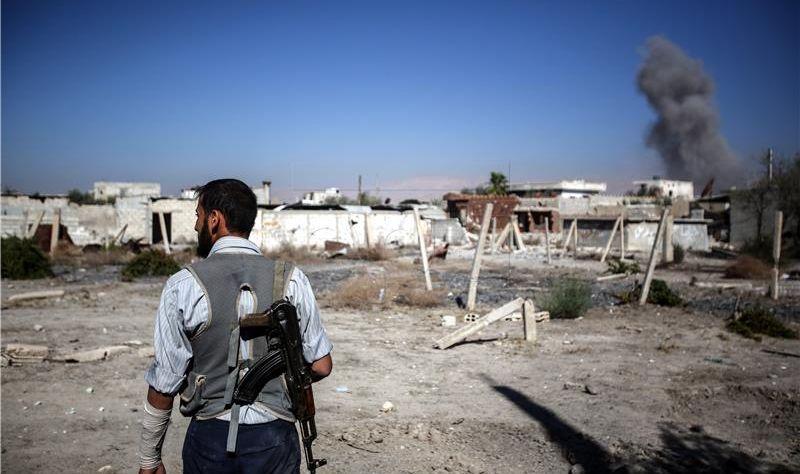Jačaju sukobi između sirijskih pobunjeničkih frakcija
