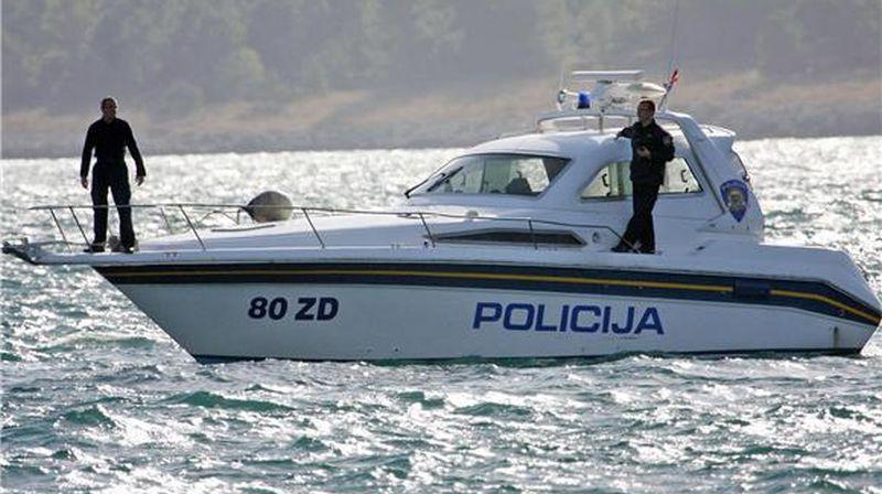 U sudaru dvaju plovila u Zadarskom kanalu ozlijeđene dvije osobe