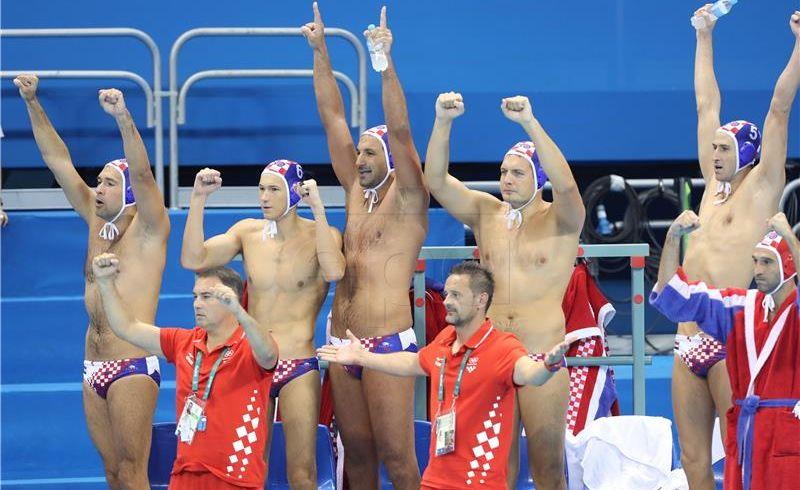 SP VATERPOLO Hrvatska bolja od Srbije, za zlato protiv Mađarske