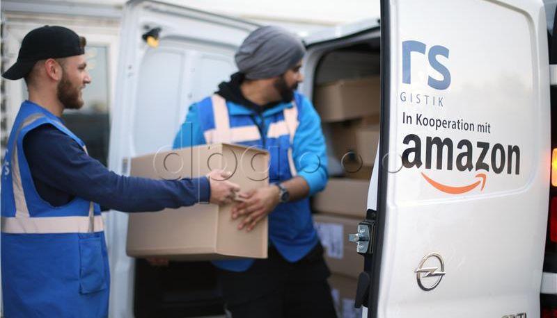 Amazon nema problema sa zapošljavanjem u Britaniji unatoč Brexitu