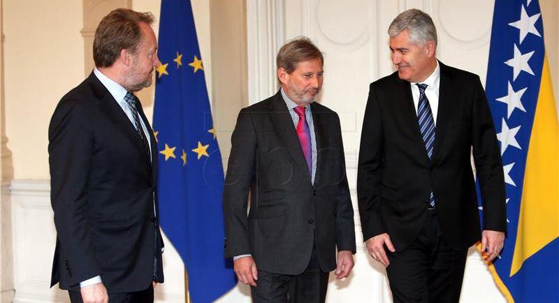 Za sedam posto pala potpora ulasku BiH u EU