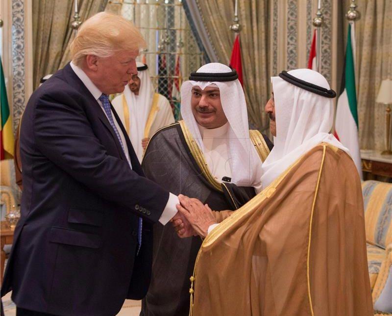 SAD, VELIKA BRITANIJA I KUVAJT 'Treba što prije okončati spor oko Katara'