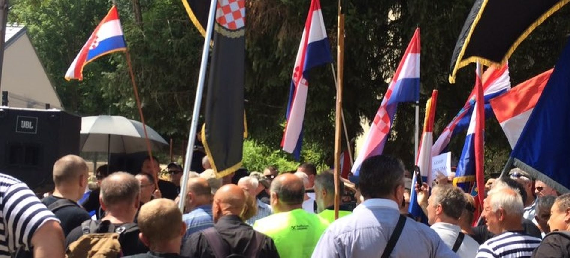 PROSLAVA U SRBU Zoran Pusić: HDZ aktivno pomaže NDH nostalgičare