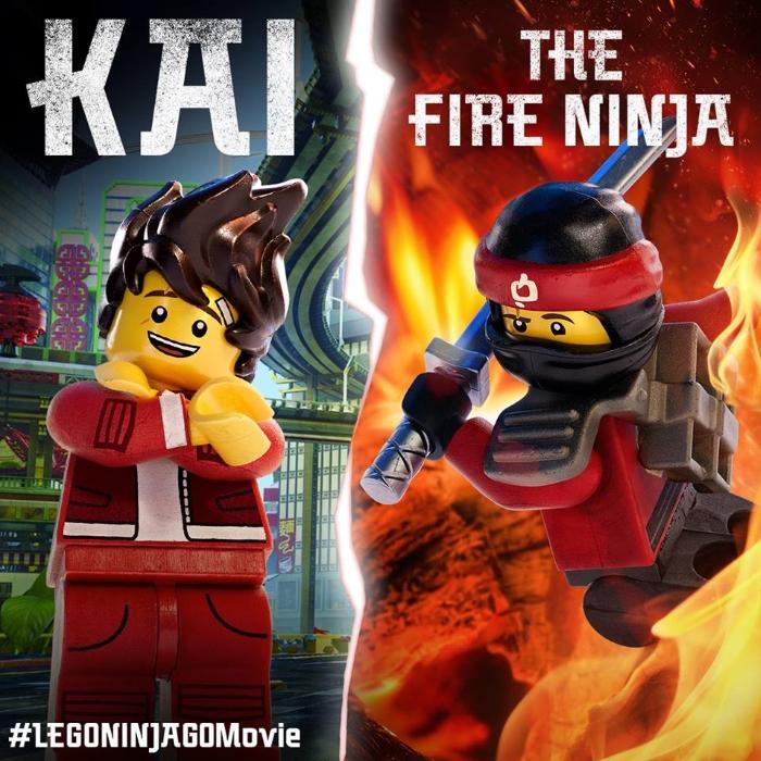 FOTO: VIDEO: Animirani film 'The Lego Ninjago Movie'