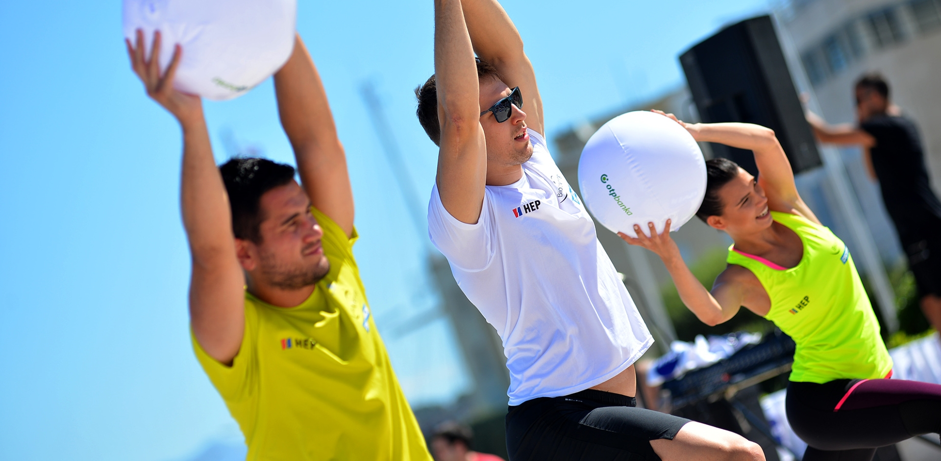 Sportsko–edukativni projekt Aktivna Hrvatska dolazi na glavni zagrebački trg