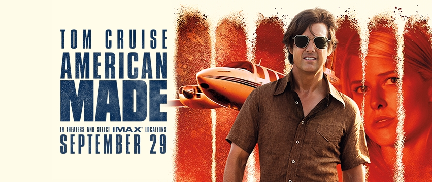 VIDEO: Triler 'American Made' prikazuje se u kinima