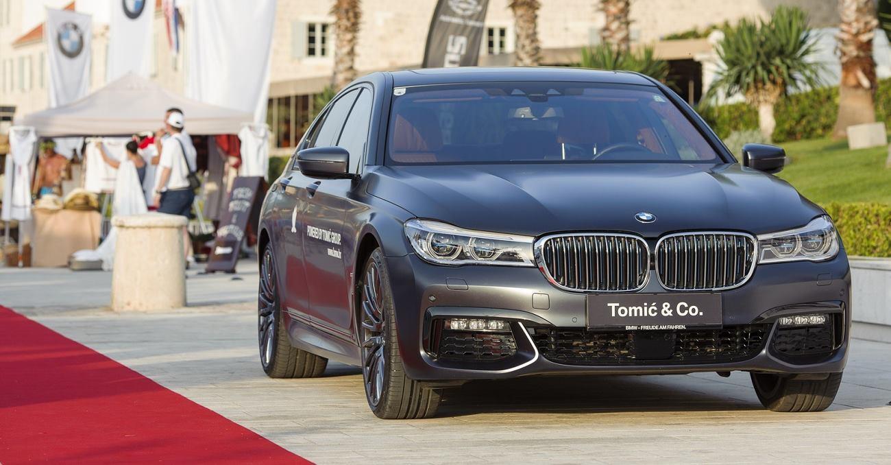 TOMIĆ&Co Predstavljena hibridna serija BMW iPerformance automobila