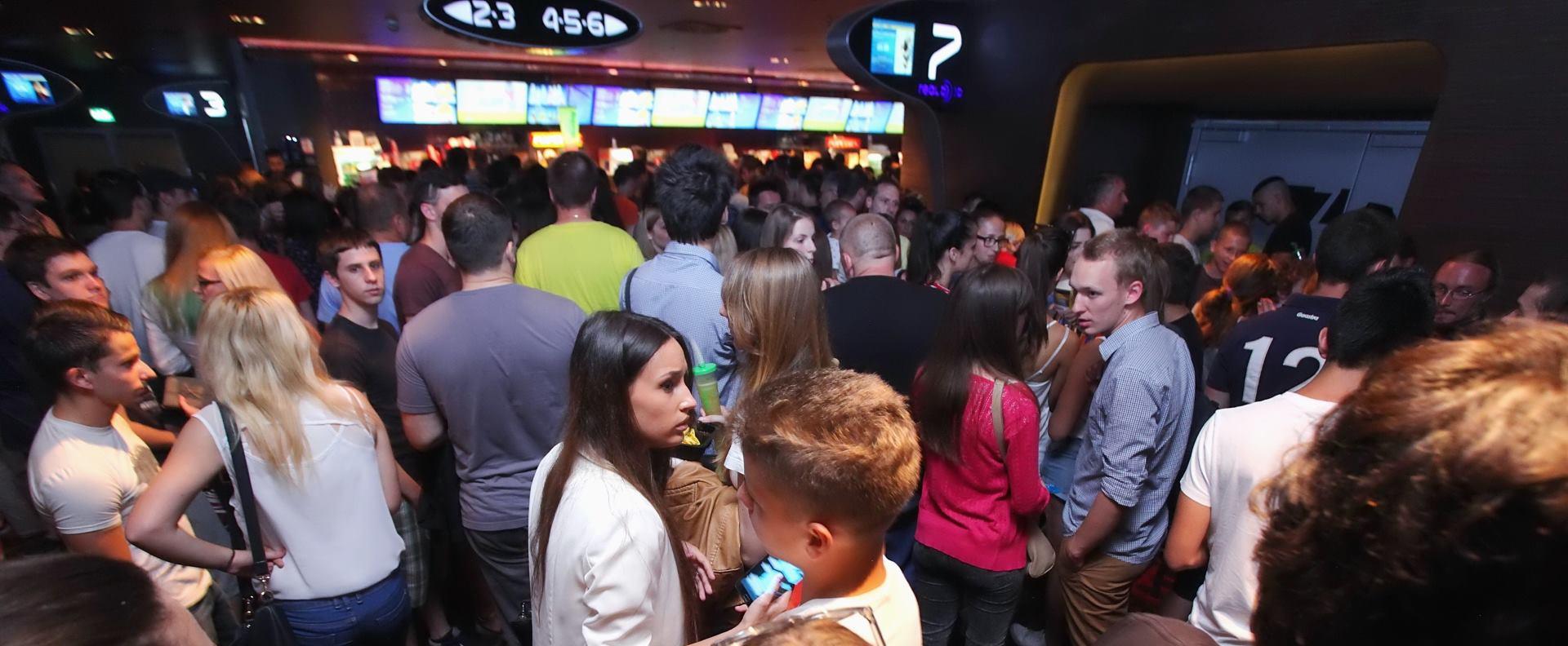Više od 70 000 posjetitelja posjetilo CineStar kina