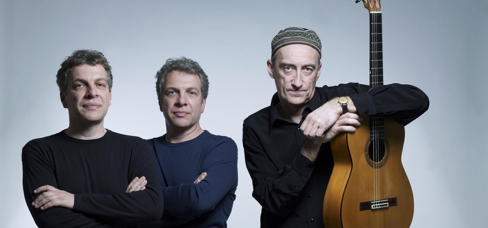 FESTIVAL ORSULA Braća Teofilović i Miroslav Tadić izvode tradicijske balkanske pjesme