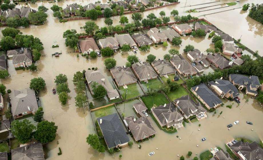 POPLAVE U HOUSTONU Uslijedile nakon uragana Harvey u Teksasu