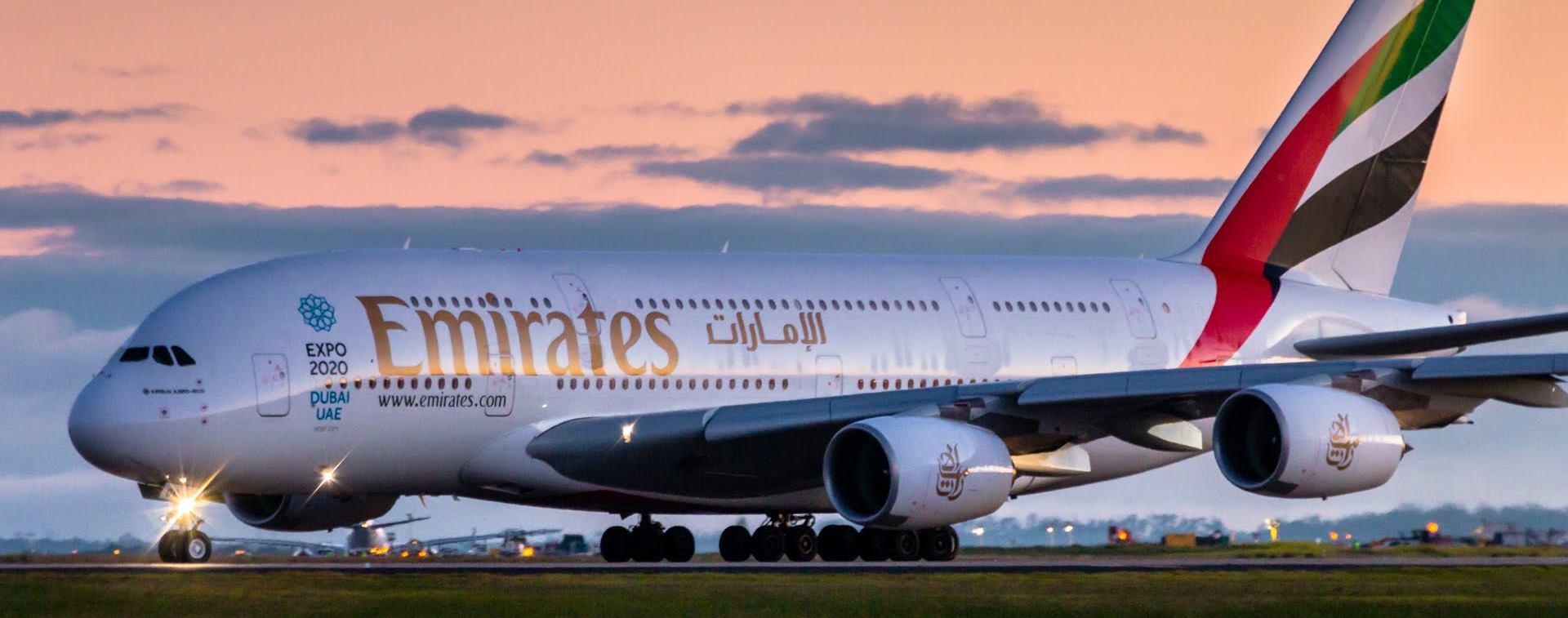 Emirates slavi dolazak stotog Airbusa A380 s posebnim popustima