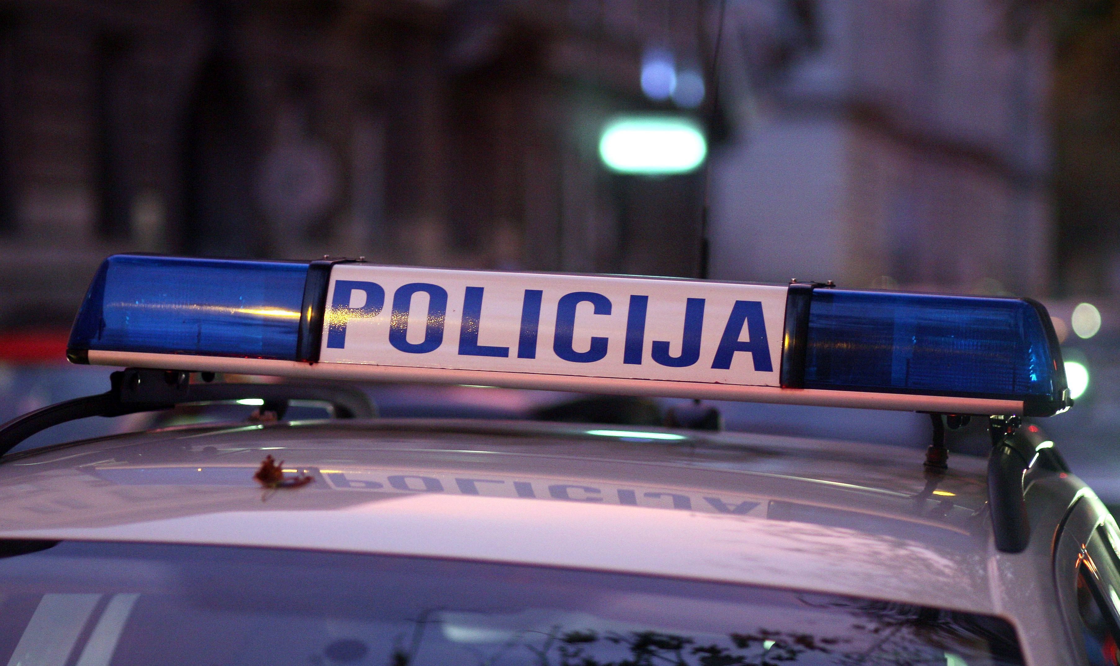 Zbog izazivanja požara uhićene tri osobe na šibenskom području