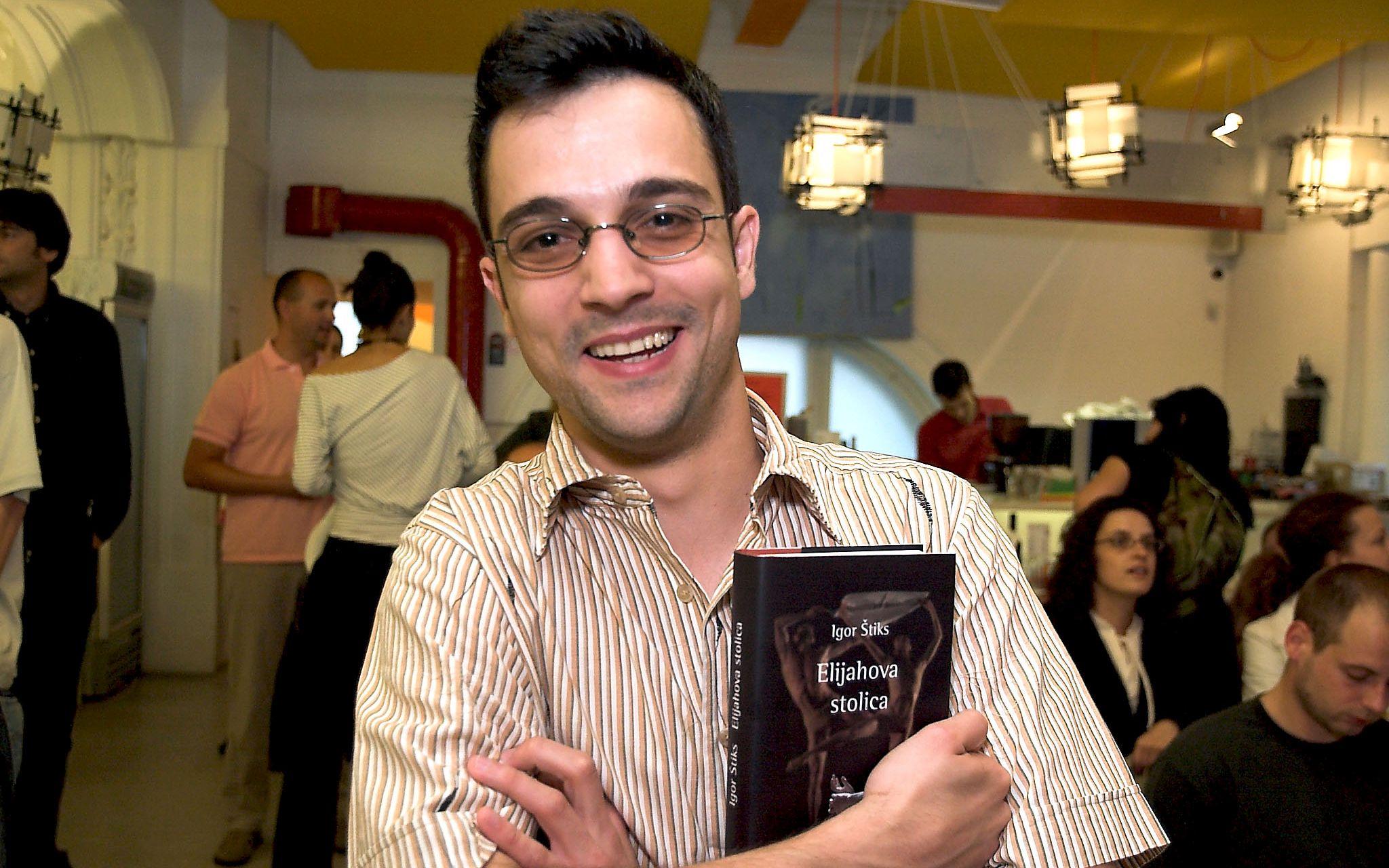 'Elijahova stolica' Igora Štiksa najtraženiji povijesni roman Kindle storea