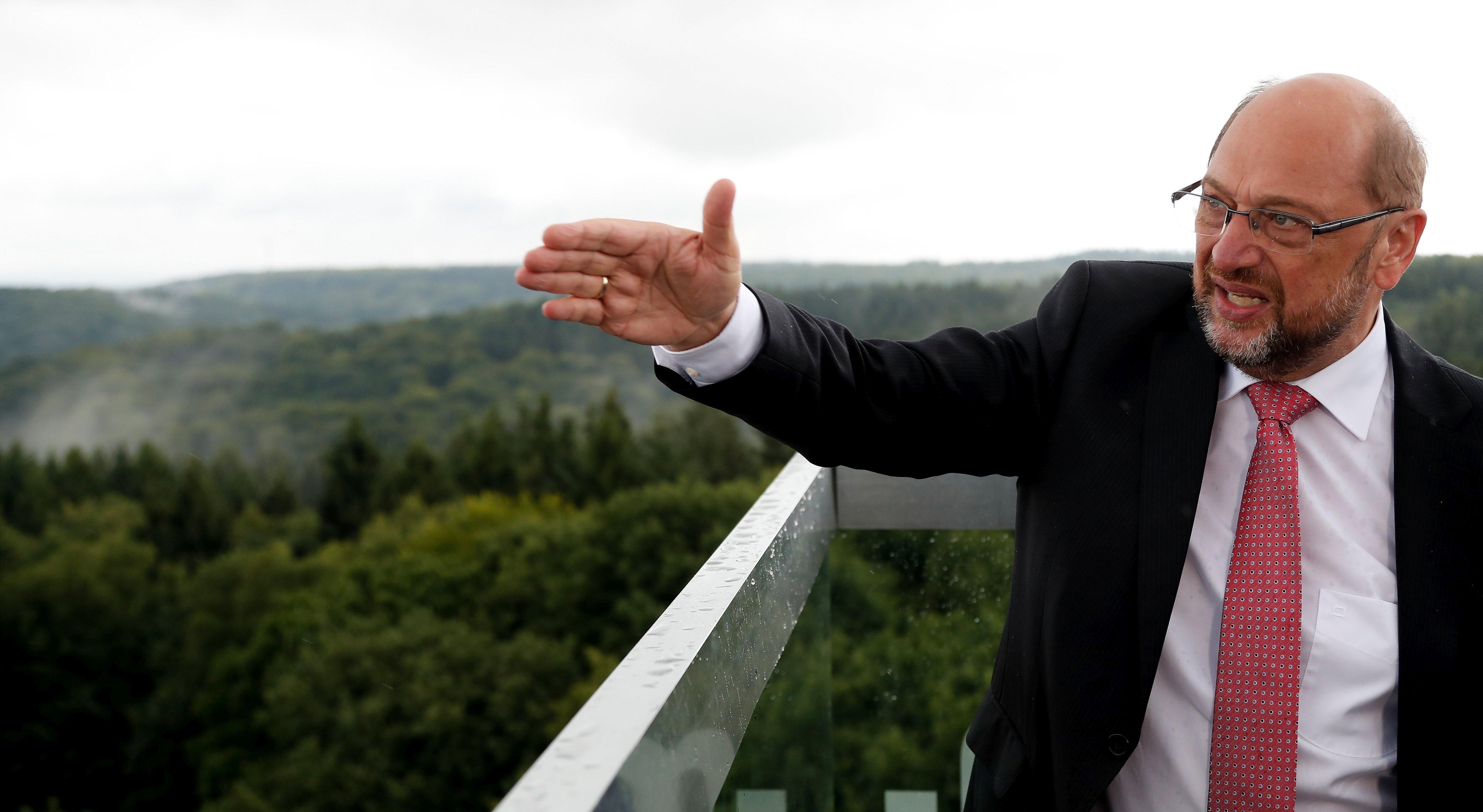 """Schulz kaže da će biti """"bolji od Merkel"""" u suočavanju s Trumpom"""