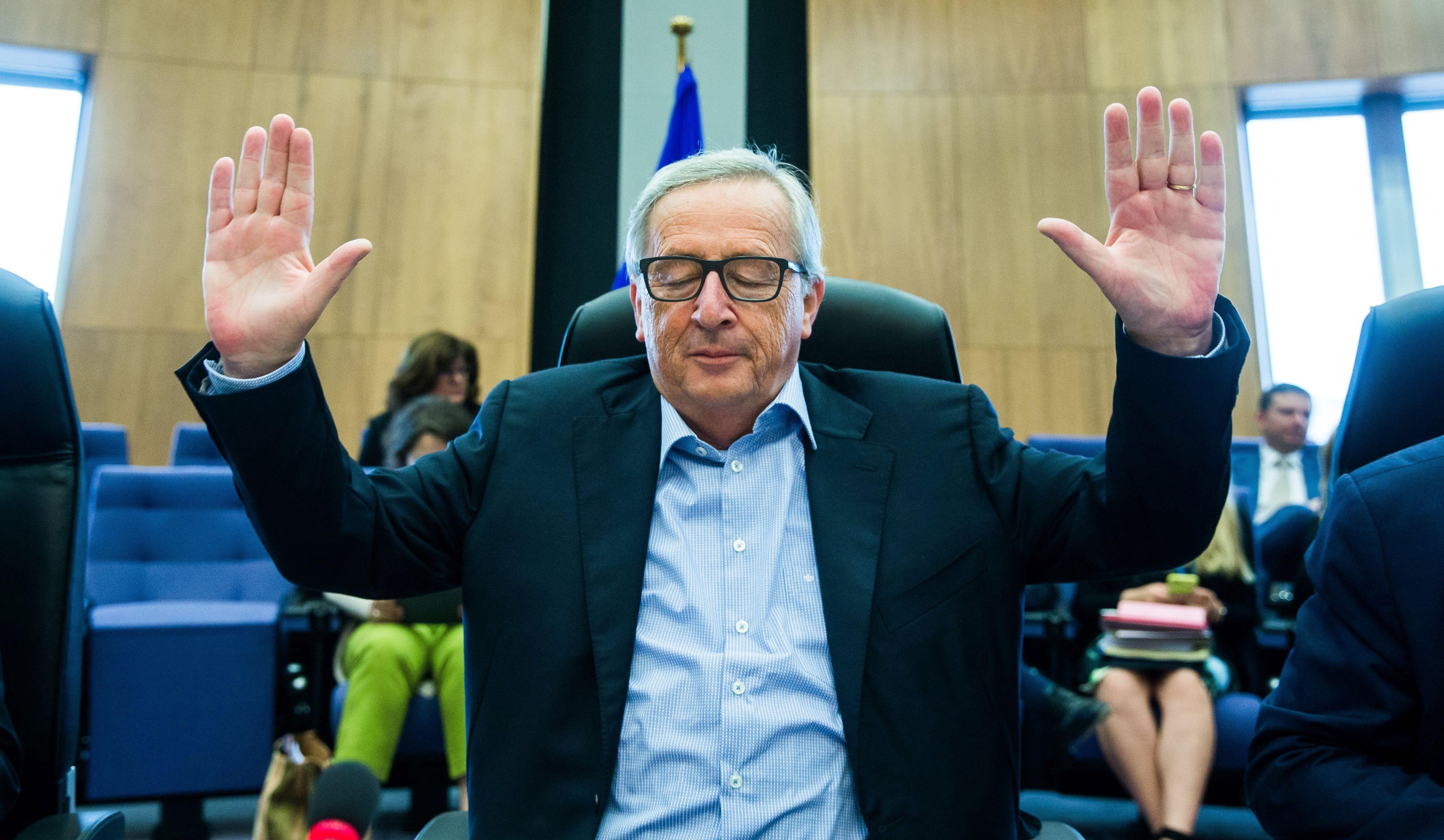 JUNCKER 'Nisam za skori ulazak zapadnog Balkana u EU ali europska perspektiva mora ostati'