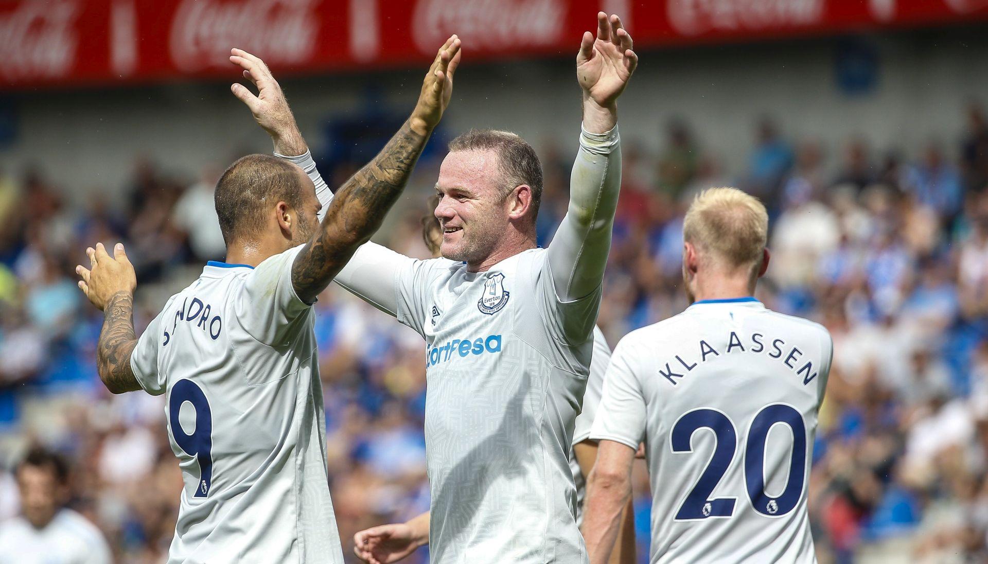 VIDEO: PET DANA DO HAJDUKA Rooney donio pobjedu Evertona na otvaranju prvenstva