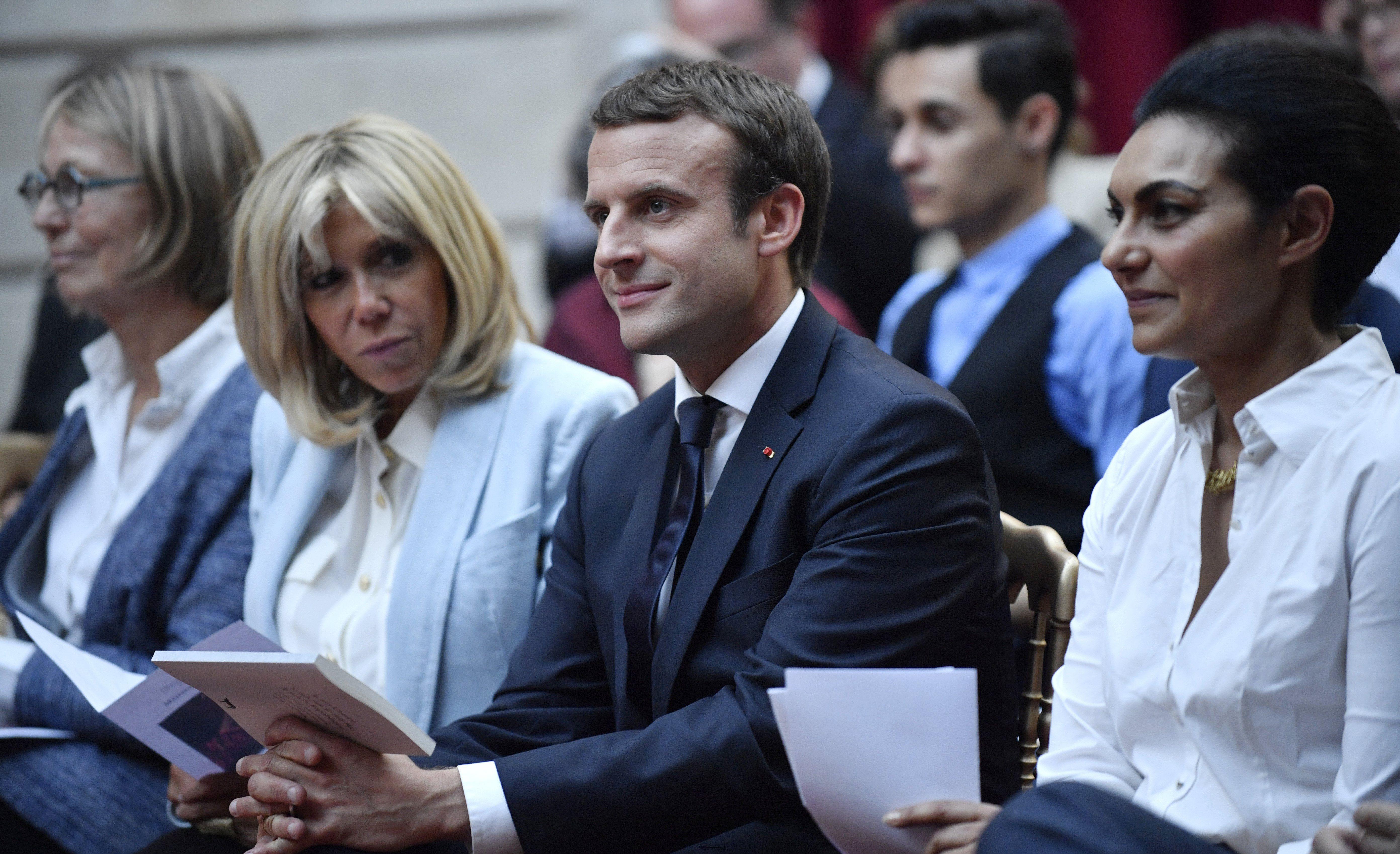 Elizejska palača Brigitte Macron odobrila službene dužnosti