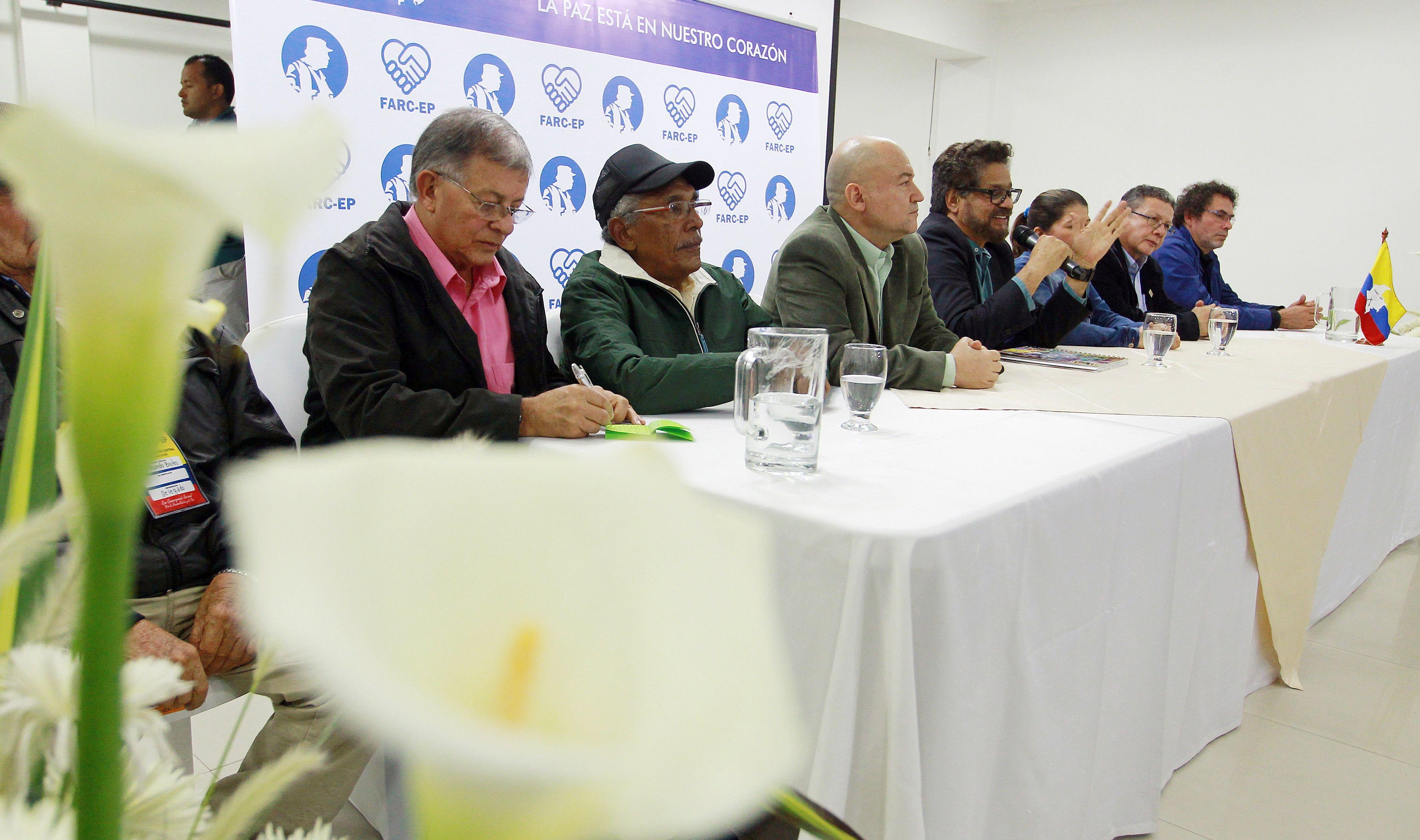 FARC osniva političku stranku