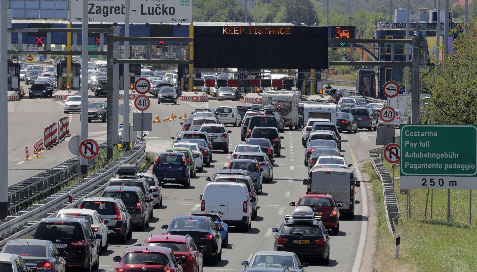 Od 1. listopada na snazi niže cestarine na hrvatskim autocestama