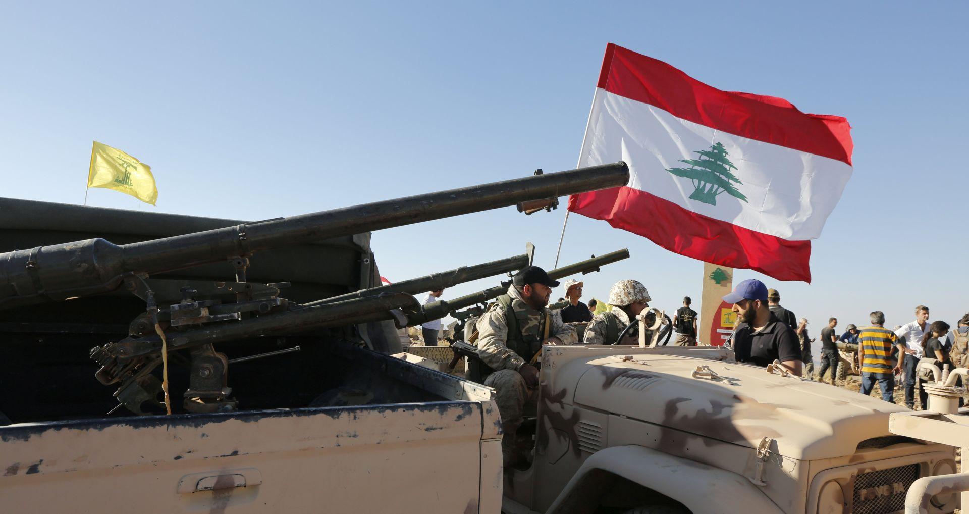 Libanonska vojska pronašla protuzrakoplovne projektile u napuštenom skladištu Islamske države