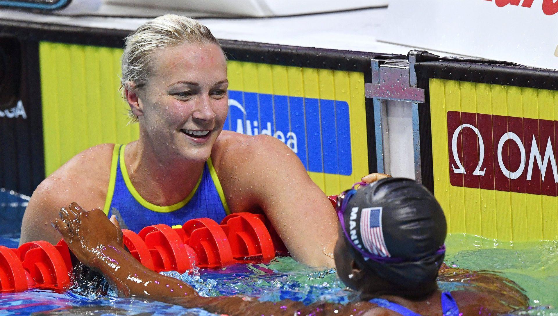 PLIVANJE Svjetski rekord Sjostrom na 100m slobodno u malom bazenu