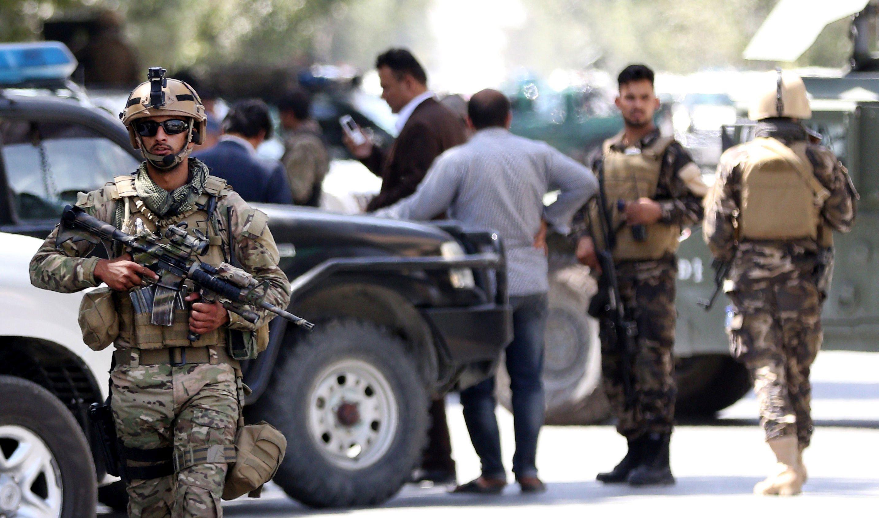 Napad talibana na NATO u Afganistanu, ima žrtava