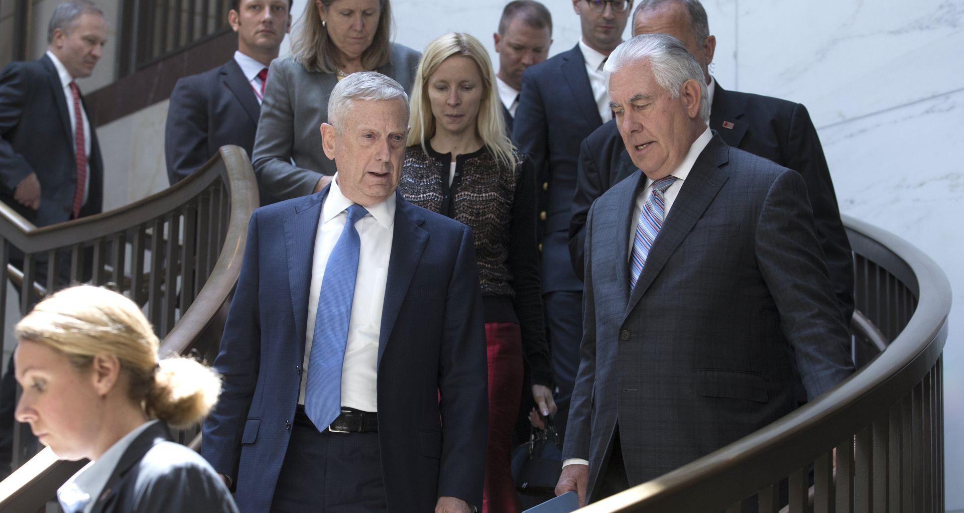 SAD nema dokaza za upotrebu sarina u Siriji