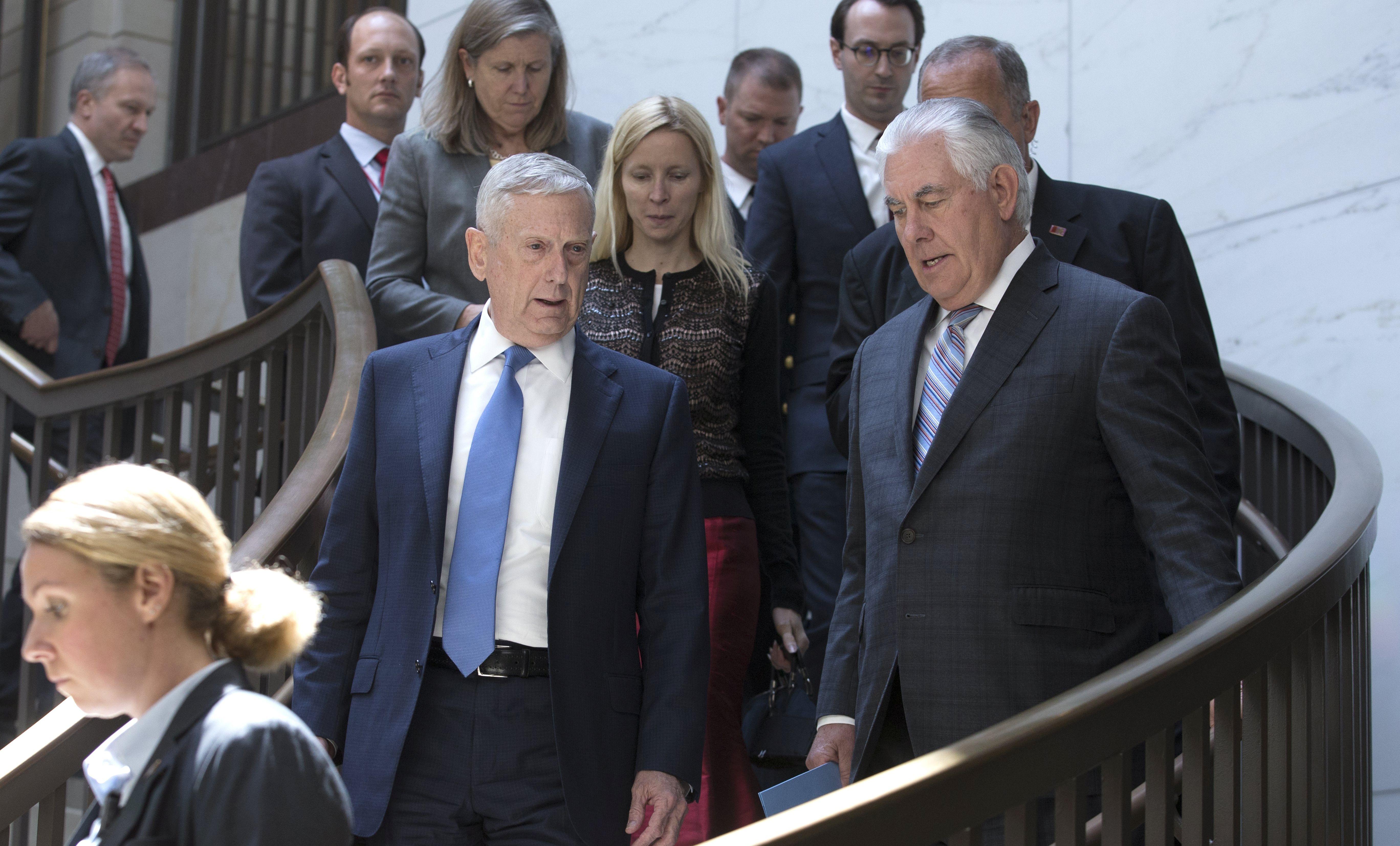 Mattis kaže ako Sjeverna Koreja ispali projektil na SAD to bi moglo 'prerasti u rat'