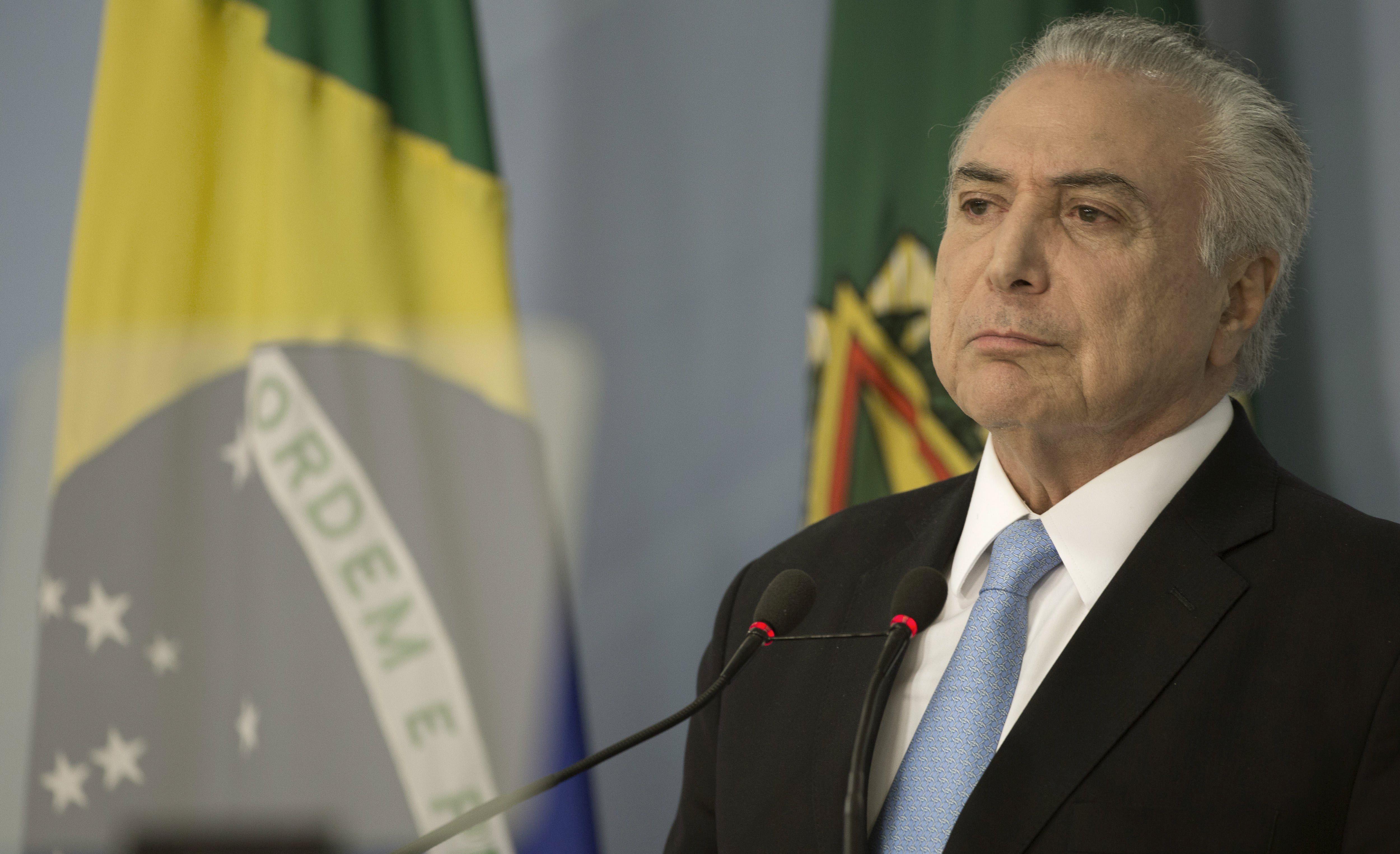 Brazilski predsjednik Temer preživio glasanje u parlamentu