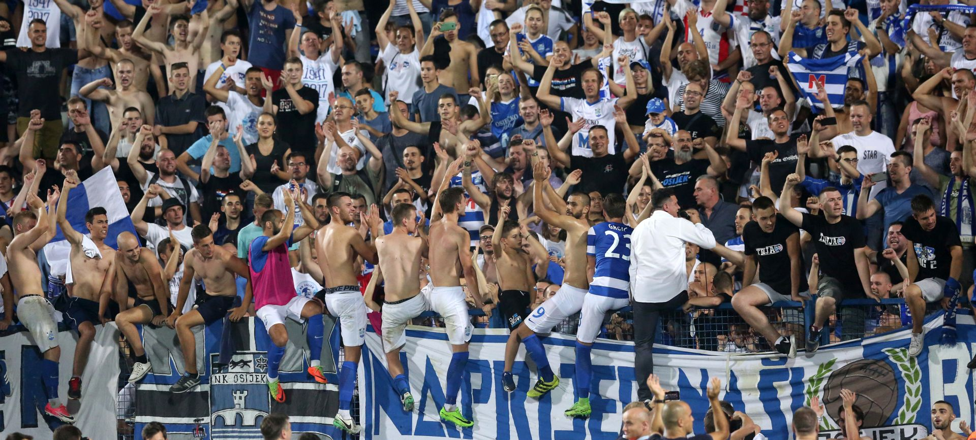ATRAKTIVAN ŽDRIJEB Dinamo – Skenderbeu, Osijek – Austrija (Beč), Everton – Hajduk!