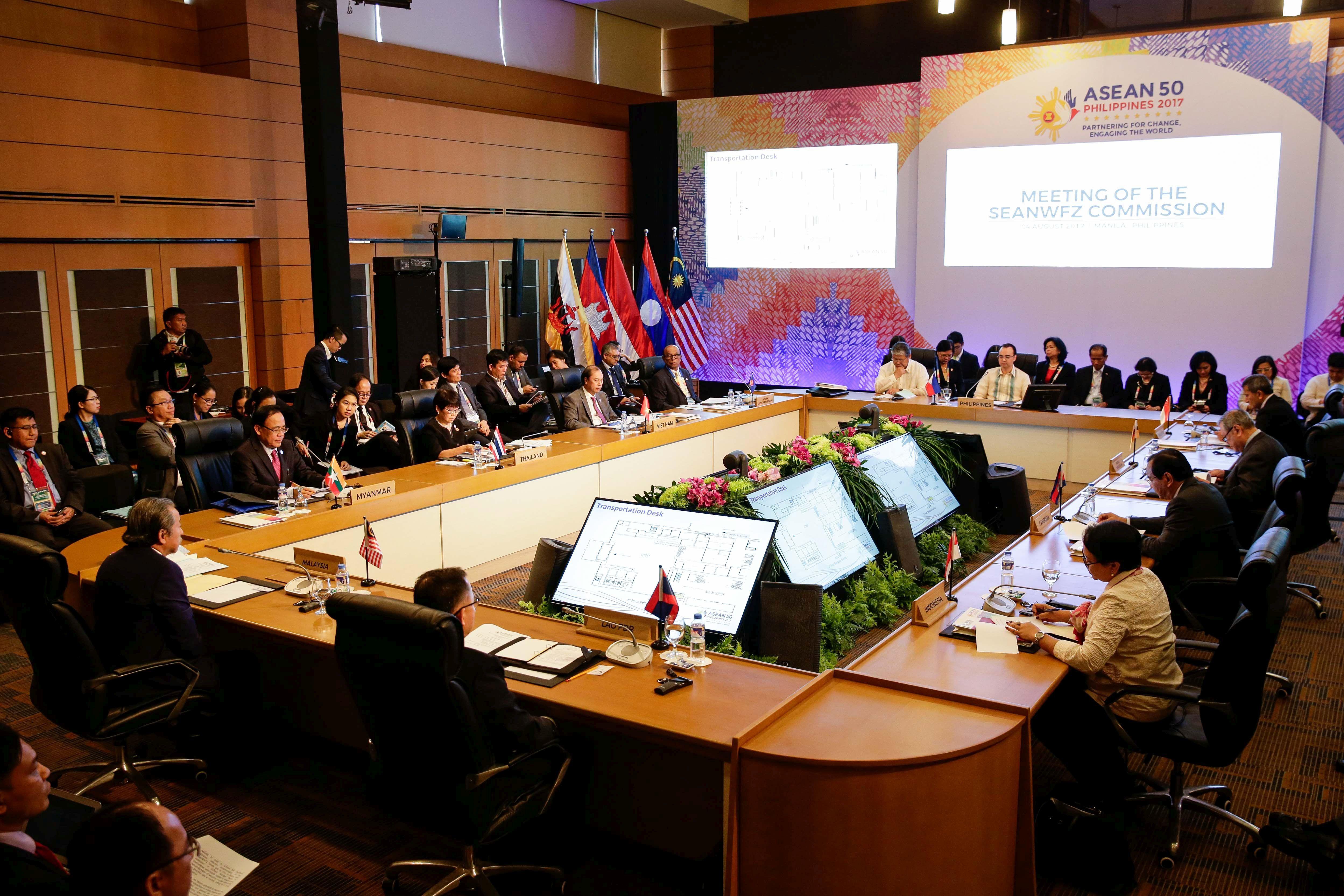 ASEAN poziva Pjongjang na suzdržanost