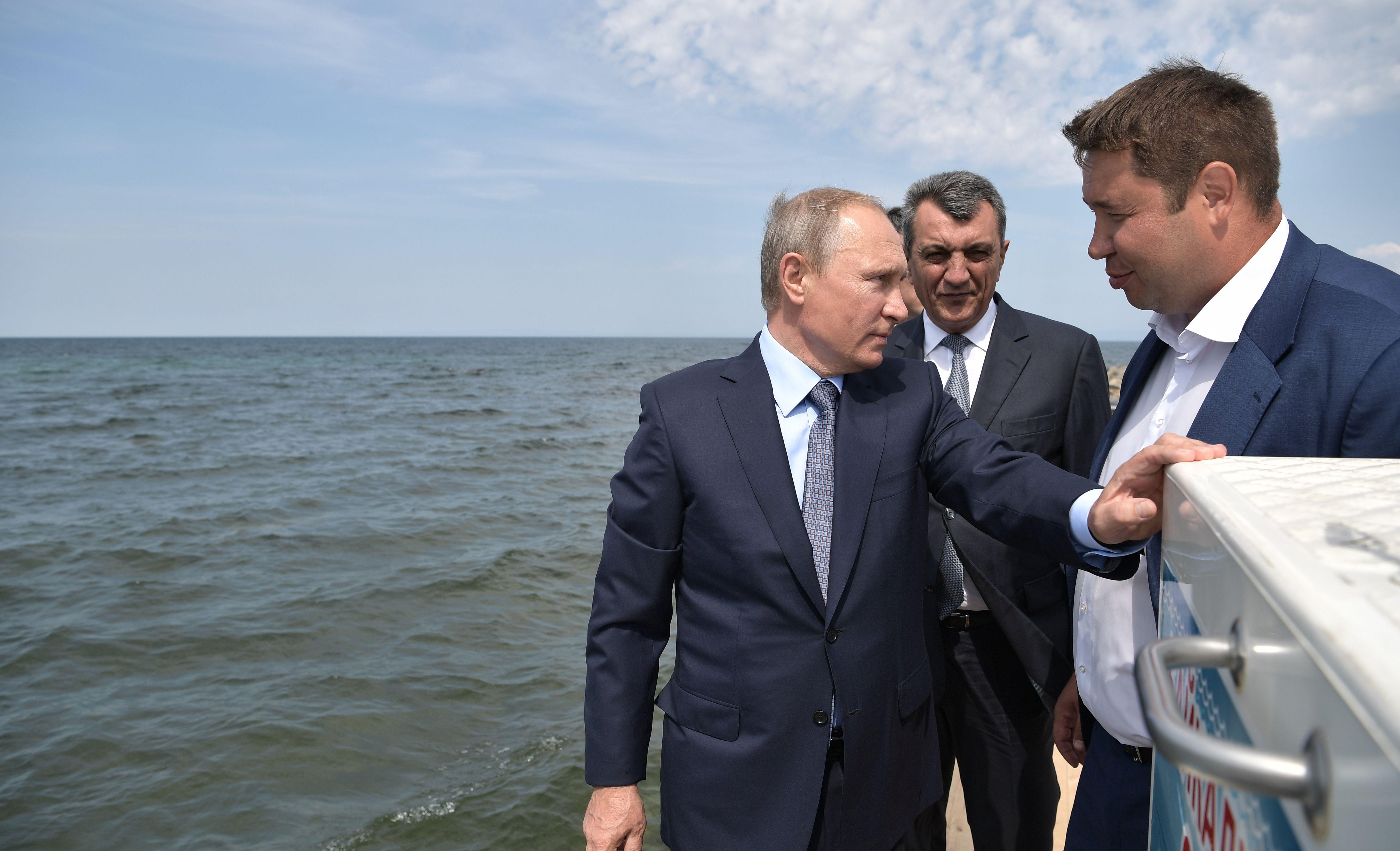 Putin razmišlja da se ponovno kandidira za predsjednika