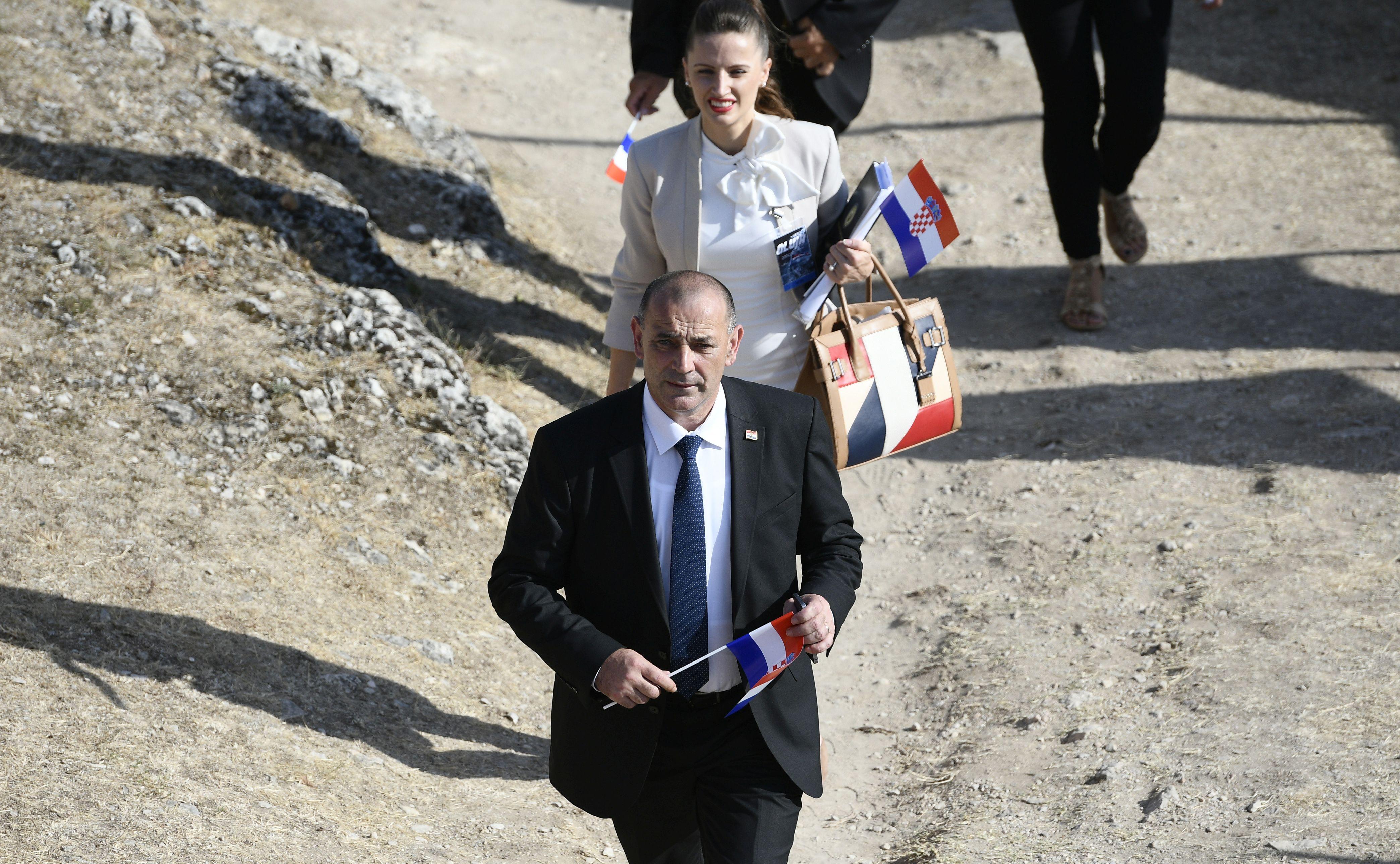 DAN POBJEDE Medved o komemoraciji za srpske žrtve Oluje: 'Nikome nije zabranjeno komemorirati'