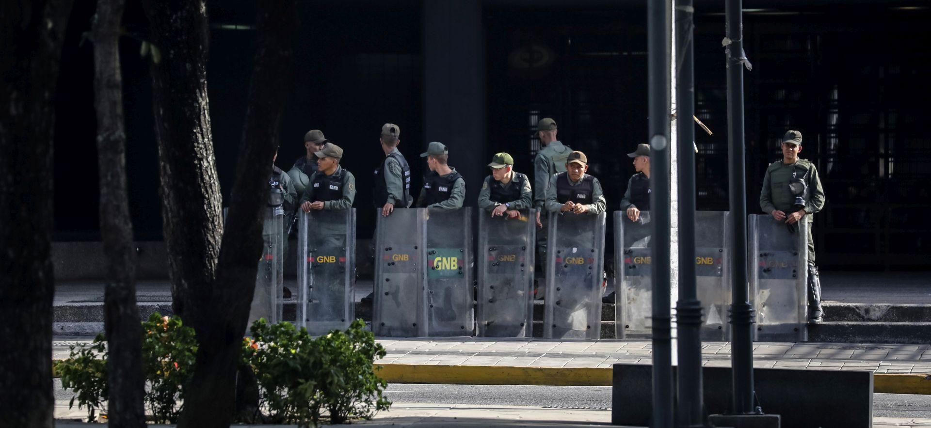 Ured venezuelske tužiteljice pod opsadom Madurovih snaga
