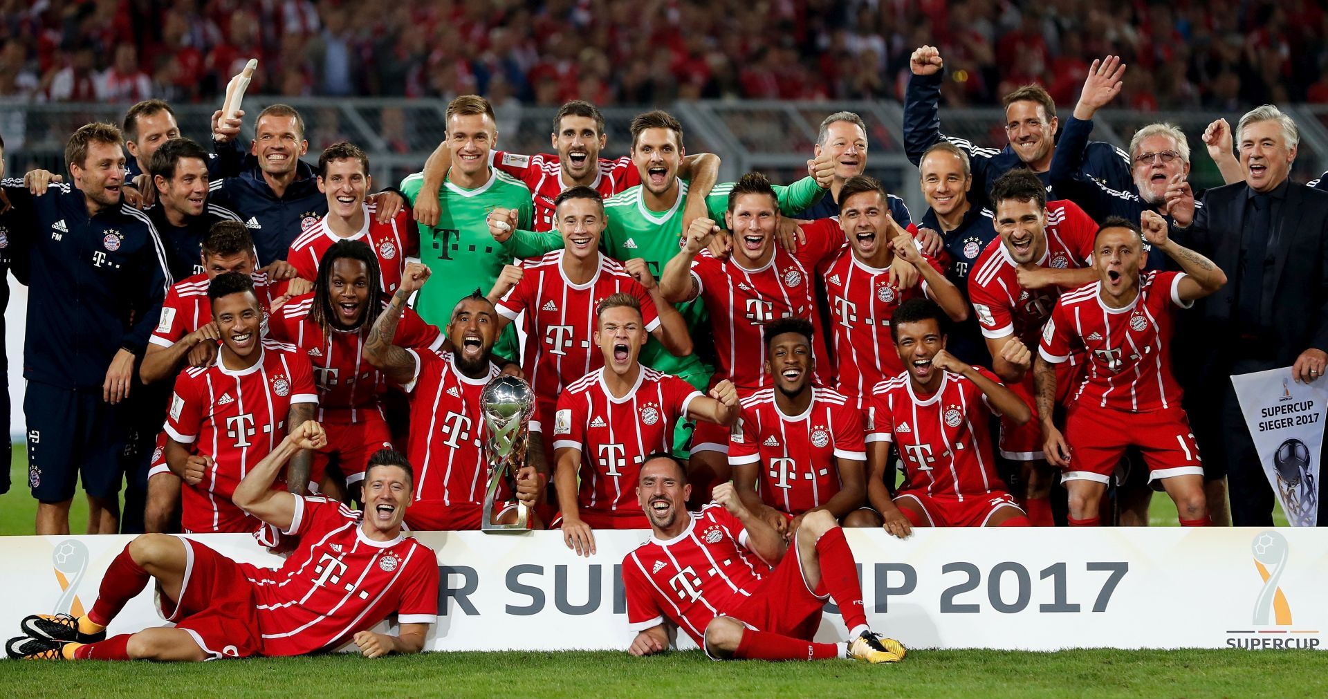 NAKON PENALA Bayernu njemački Superkup