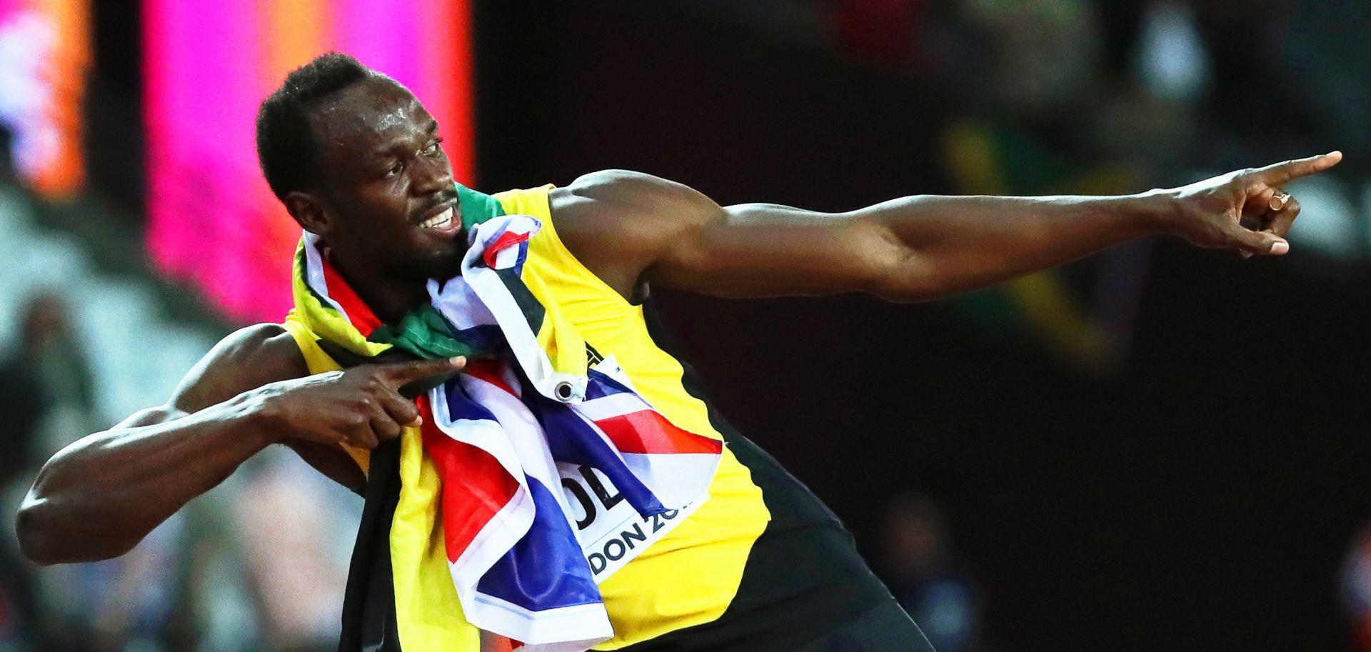 VIDEO: Usain Bolt odradio trening s nogometašima Borussie Dortmund