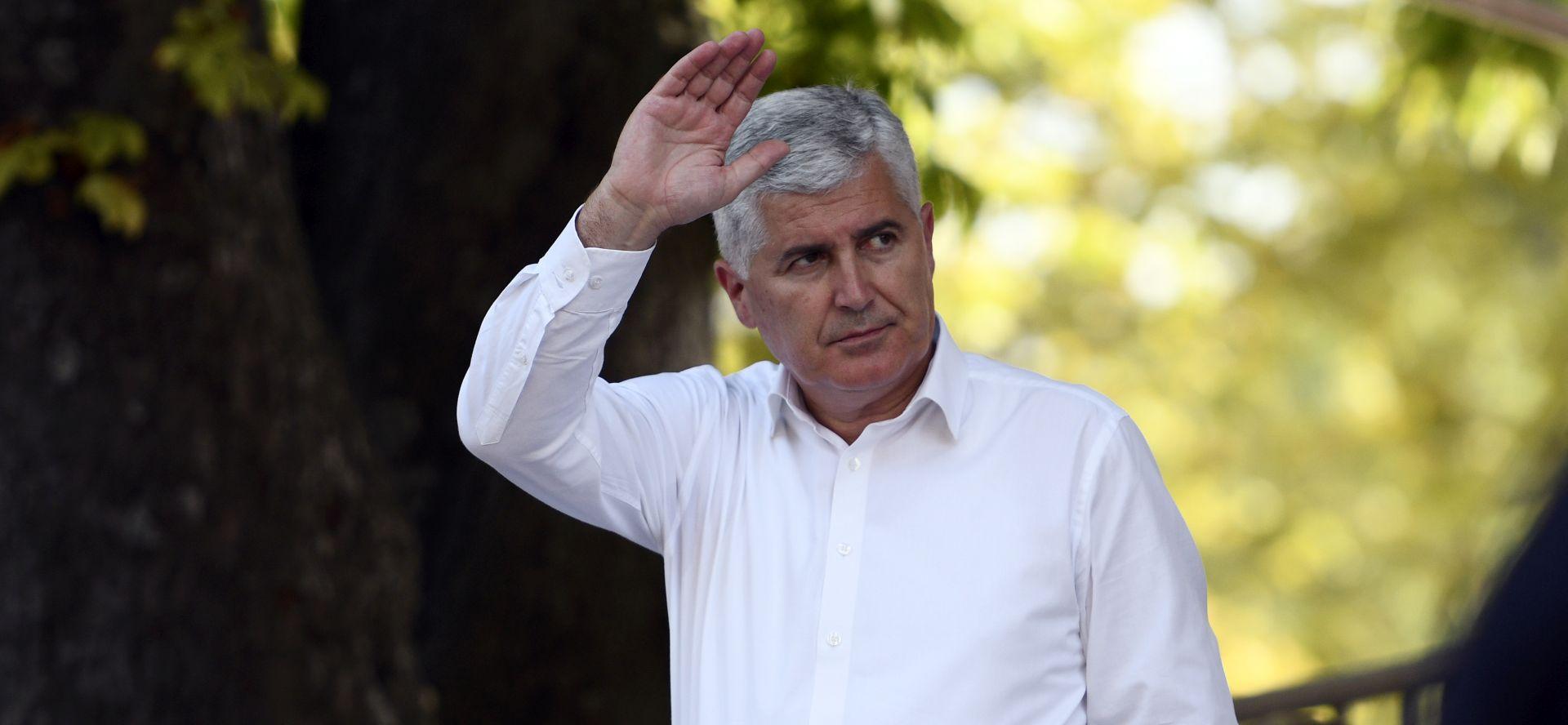 SDA osudio Čovića zbog potpore izgradnji Pelješkog mosta