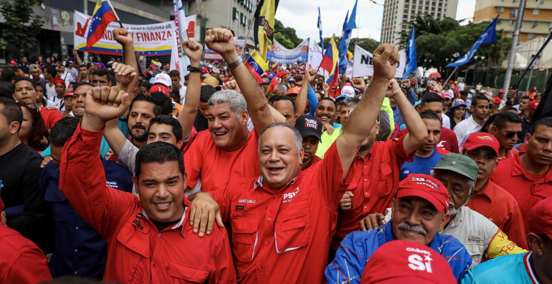 Vrhovni sud Venezuele naredio uhićenje načelnika Muchacha