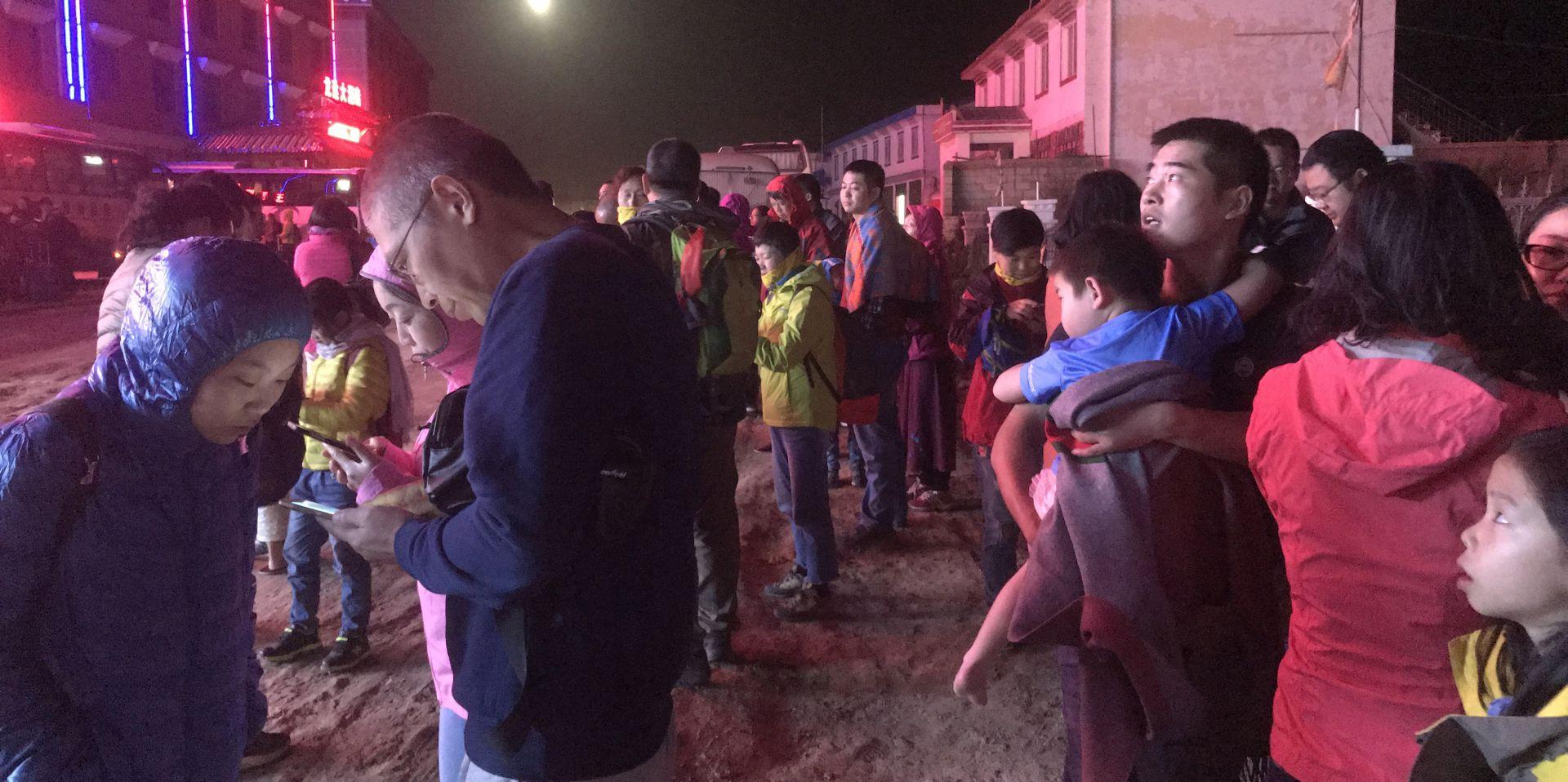 KINA Potres jačine 7 usmrtio najmanje 13 osoba