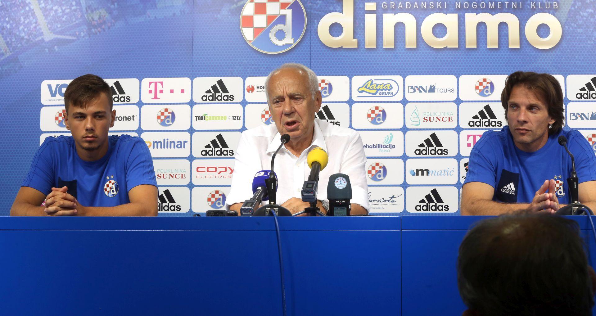 Uz Dinamo i Rijeku na turniru Mladena Ramljaka igrat će i juniori Reala, Eintrachta, Feyenoorda