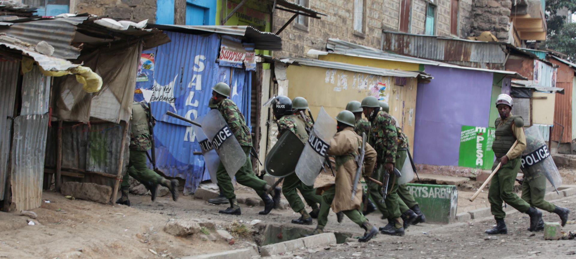 Kenijska oporba optužila vlasti za izbornu prijevaru