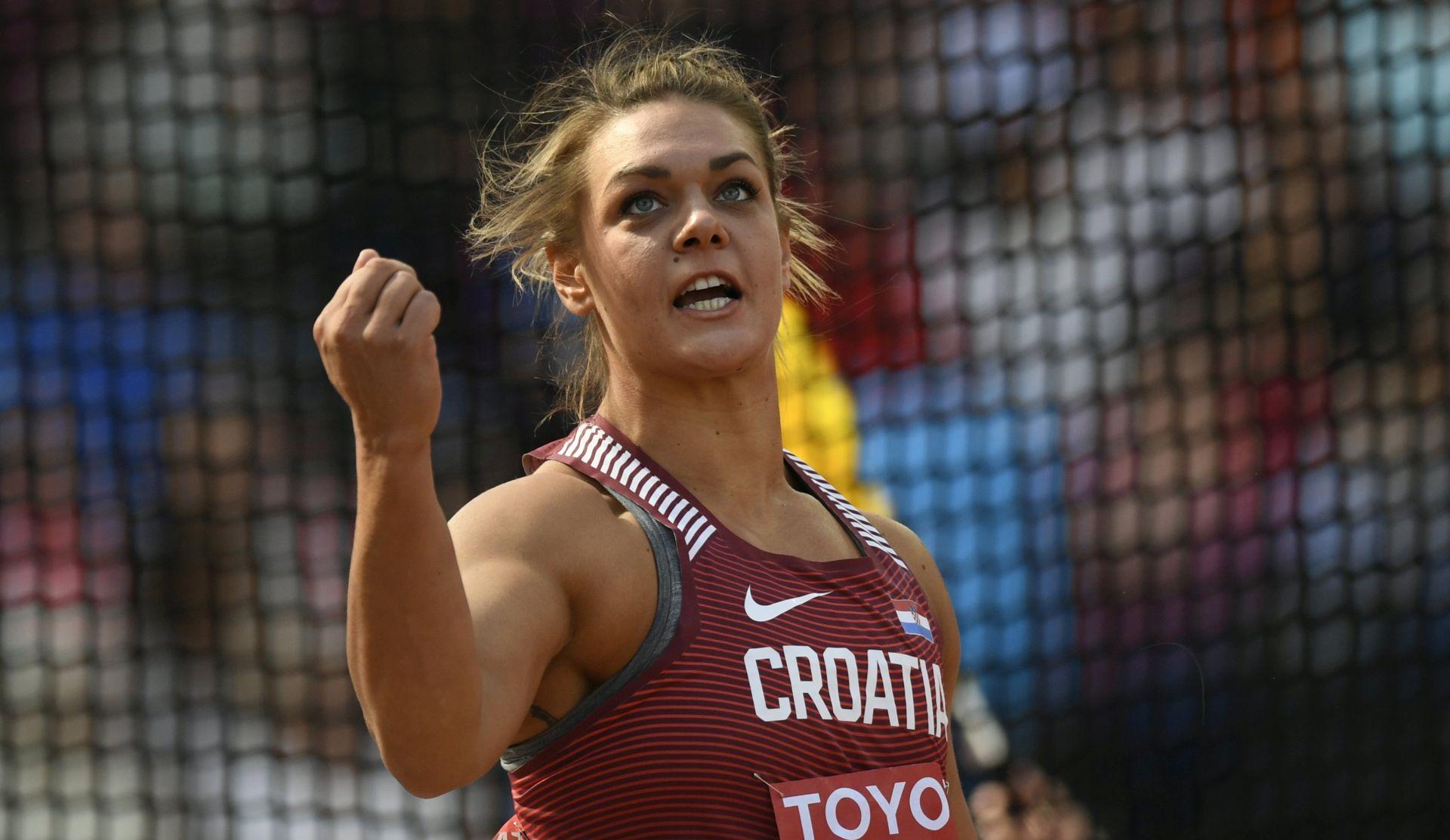 NEPOBJEDIVA Perković oborila rekord mitinga u Rimu