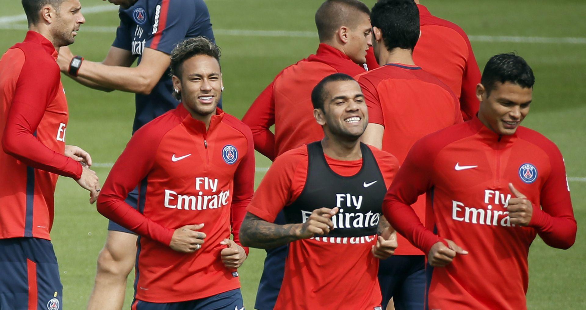 PSG Neymar debitira u nedjelju protiv Guingampa